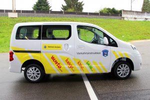 Regionalpolizei Verkehrsinstruktion
